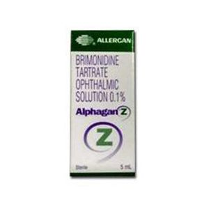 Alphagan Z Eye Drop