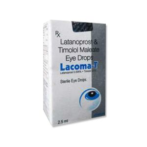 Lacoma T Eye Drop