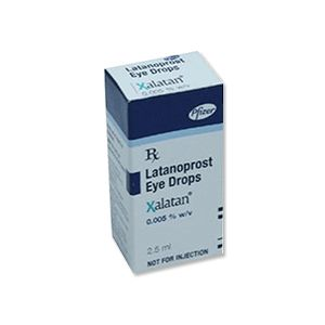 Xalatan Latanoprost Eye Drop