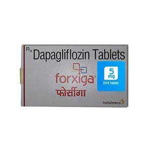 Forxiga 5 mg Dapagliflozin Tablets