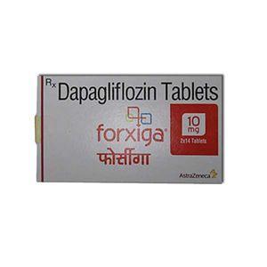 Forxiga 10 mg Dapagliflozin Tablets