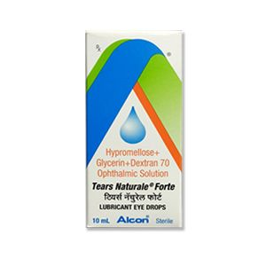 Tears Naturale Forte Eye Drop