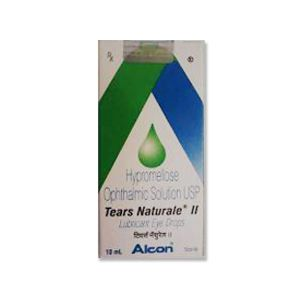 Tears Naturale II Eye Drop