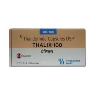 Thalix 100mg Thalidomide Capsules