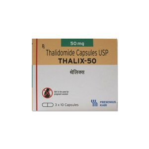 Thalix 50 mg Thalidomide Capsules