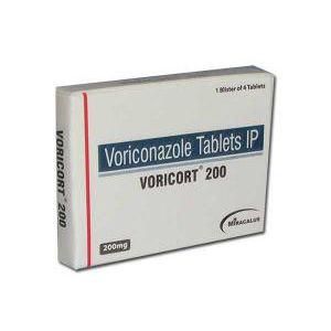 Voricort 200 mg Voriconazole Tablets