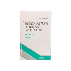 Atranza 10 mg Tretinoin Capsules
