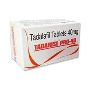 Tadarise Pro 40mg Tablets