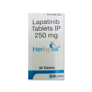 Herlapsa : Lapatinib 250 mg Tablet 30'S