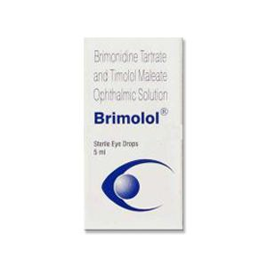 Brimolol Eye Drop