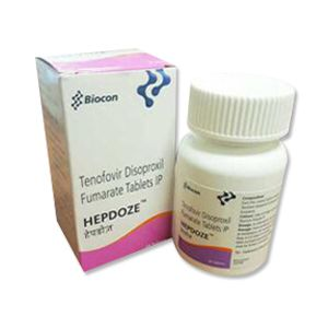 Hepdoze 300mg Tablets