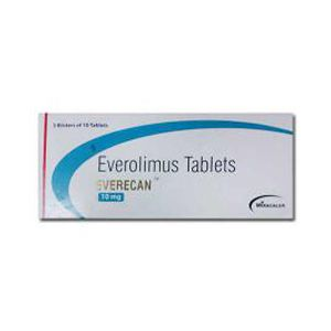 Everecan Everolimus 10mg