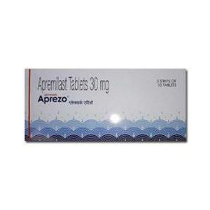 Aprezo 30 mg Apremilast Tablet