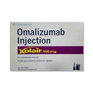 Xolair 150mg Omalizumab Injection