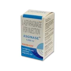 Asginase 5,000 I.U Injection