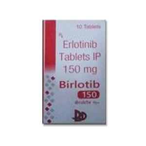 Birlotib 150mg Erlotinib Tablets