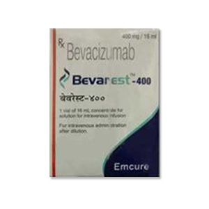 Bevarest 400mg Bevacizumab Injection