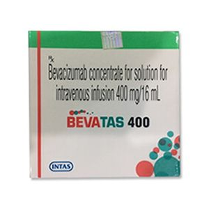 Bevatas Bevacizumab 400mg Injection
