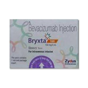 Bryxta 100mg Bevacizumab Injection