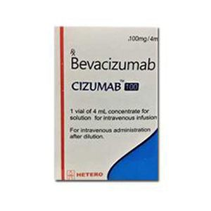 Cizumab Bevacizumab 100mg Injection