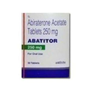Abatitor Abiraterone Acetate 250mg