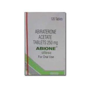 Abione Abiraterone Acetate 250mg
