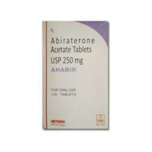 Ahabir Abiraterone Acetate 250mg