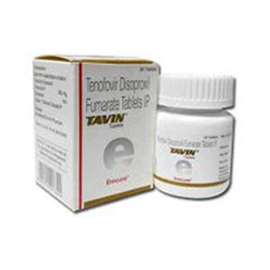 Tavin Tenofovir 300mg Tablets
