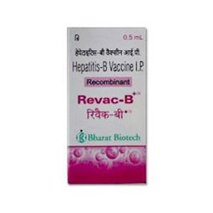 Revac B Hepatitis B Vaccine
