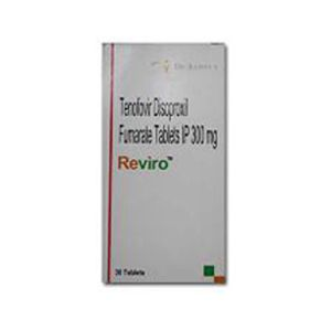 Reviro Tenofovir 300mg Tablets
