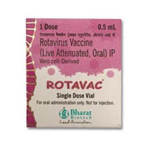 Rotavac Rotavirus Vaccine