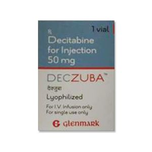 Deczuba Decitabine 50mg Injection
