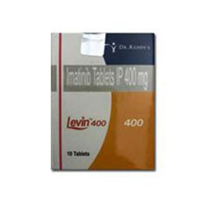 Levin Imatinib 400mg Tablets
