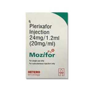 Mozifor Plerixafor 24mg Injection