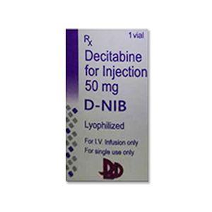 D-Nib: децитабин 50 мг