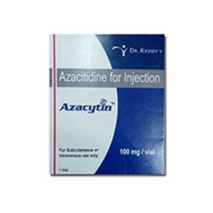 Azacytin Azacitidine 100mg Injection