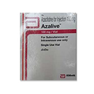 Azalive Azacitidine 100mg Injection