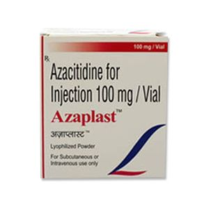 Azaplast Azacitidine 100mg Injection