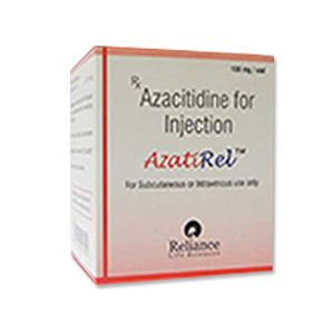 Azatirel Azacitidine 100mg Injection