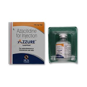 Azzure Azacitidine 100mg Injection