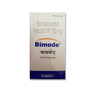 Bimode Bendamustine 100mg Injection