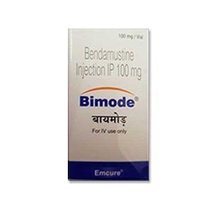 Bimode : Бендамустин 100 мг инъекции