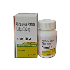 Samtica Abiraterone 250mg Tablets
