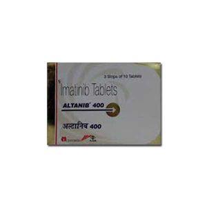 Altanib 400mg Imatinib Tablets