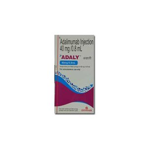 Adaly 40mg Adalimumab Injection