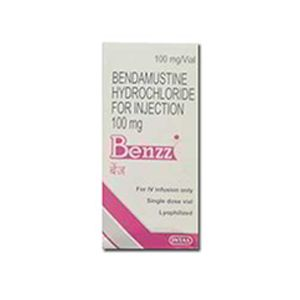 Benzz Bendamustine 100mg Injection