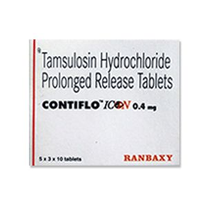 Contiflo Icon Tamsulosin 0.4mg Tablet
