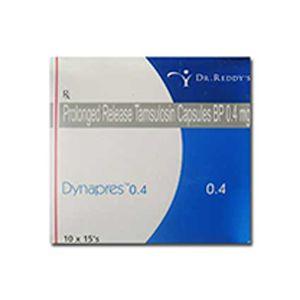 Dynapres Tamsulosin 0.4mg Capsule