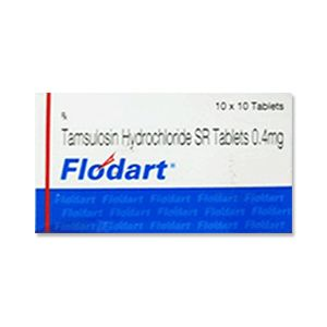 Flodart Tamsulosin 0.4mg Tablets