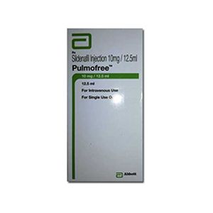 Pulmofree Sildenafil 10mg Injection
